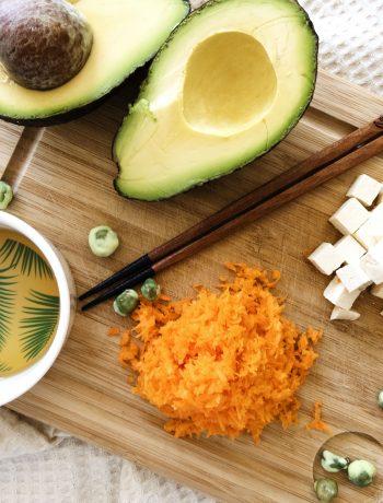 ingredients-salade-asiatique-tofu